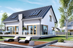 Nově je pod záštitou firem BEAM ČR a SMART-VAC formován AirComfort Haus. Nejen jako pouhý technický termín. Ale jako reálně stojící skutečný ukázkový rodinný dům. Suplatněním produktů RENSON, Electrolux a BEAM vyrůstá vUnhošti ukázkový objekt, který bude zcela samozřejmě splňovat nároky přísné energetické úspornosti, při zachování vysoké kvality ovzduší uvnitř objektu.