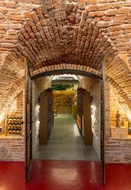 Ateliér Rusnák: Degustační sklep Víno Dious