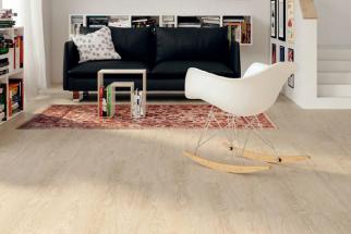 """Přírodní linoleum """"Made in Germany"""" patří od jara letošního roku do portfolia skupiny Gerflor. Kromě špičkových vinylových podlah tak dnes můžete i u nás snadno koupit tradiční a vEvropě velmi oblíbené linoleum DLW. (Zdroj: Gerflor)"""
