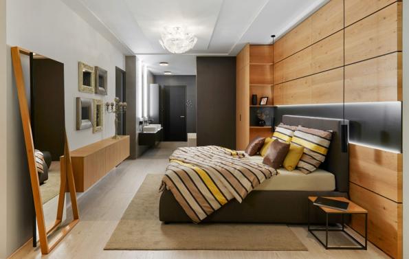 Hanák nábytek – ložnice, koupelna Premium (Zdroj: HANÁK)