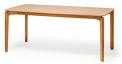 Kprojevům kvality patří důmyslně propracované detaily, zejména hrany aspoje, které zaručí, že se ostůl neporaníte, anavíc dodávají stolu punc promyšleného mistrovského kousku, který bude chloubou vaší domácnosti dlouhá léta. Používají se zaoblené hrany zmasivního dřeva nebo zkosené hrany, které navozují dojem tenčí aodlehčené stolní desky (stůl Leaf, TON).