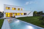 K001 Moderní dům ve stylu Bauhaus