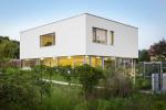 K002 Pasivní dům pod zelenou střechou