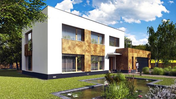 Domy projektového ateliéru THERMO PLUS