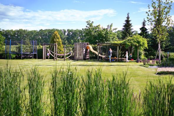 Zahrada musí děti bavit arozvíjet jejich imaginaci a souznění spřírodou.