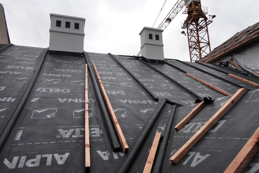 Proč tolik šikmých střech vykazuje vady?