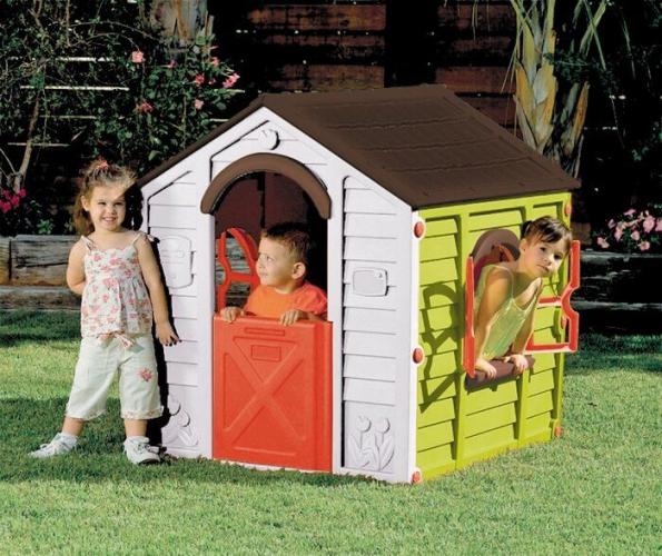 Rancho playhouse domeček (Zdroj: Mall.cz)