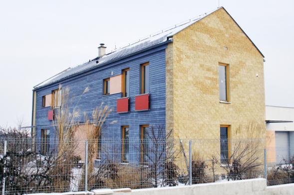 KDYŽ DVA DĚLAJÍ TOTÉŽ: Sedlová střecha