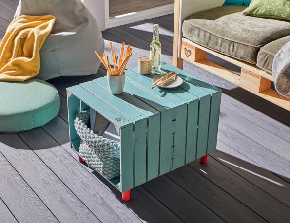BUILDIFY odkládací stolek (Zdroj: Hornbach)