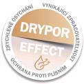 Drypor effect (Zdroj: Baumit)