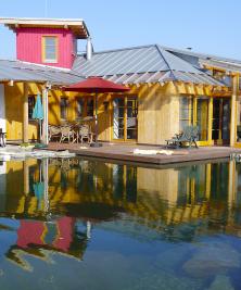 Čím je voda blíže kobývací části domu, tím je atraktivnější apraktičtější.