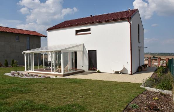Dřevostavba Atrium v Plzni (Zdroj: Atrium)