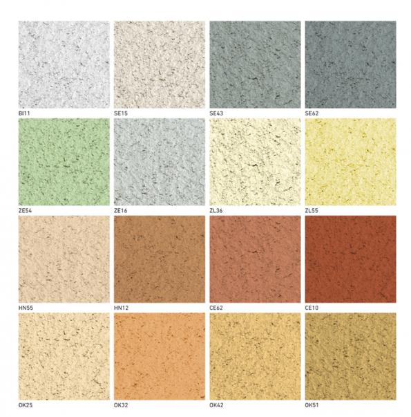 6. Cemix 508 Břizolit přírodní probarvený (Zdroj: Cemix)