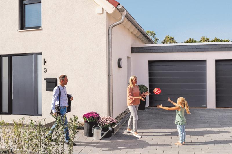 Hörmann vyhlásil Akci 2019 zaměřenou na moderní garážová vrata