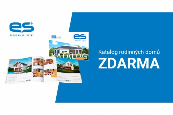 Společnost EKONOMICKÉ STAVBY, která svým klientům poskytuje komplexní služby počínaje vyhledáním pozemku přes zajištění financí, včetně případných dotací, získání stavebního povolení a stavby domu dle individuálních preferencí až po záruční i pozáruční servis, nabízí zdarma tištěný katalog s fotografiemi, vizualizacemi a podrobnými půdorysy. Objednat si jej můžete na našem webu.