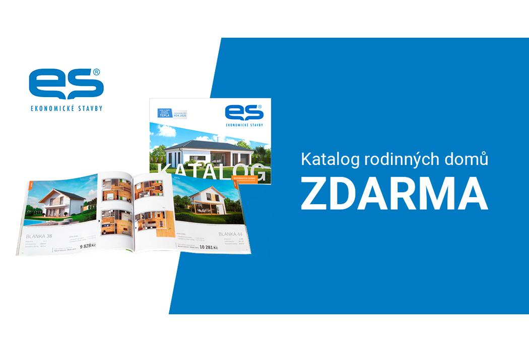 Klikněte a objednejte si katalog 129 domů ES