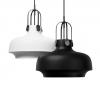 1. Lampa SC6 zkolekce Copenhagen (&Tradition), lakovaný kov, Ø 20cm, výška 25cm, cena 4245Kč, www.designville.cz