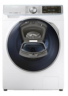 Pračka spředním plněním Samsung WW90M740NOA/ZE ze série QuickDrive se řadí mezi novinky této značky. Spadá doenergetické třídy A+++ apojme až 9 kilogramů prádla.