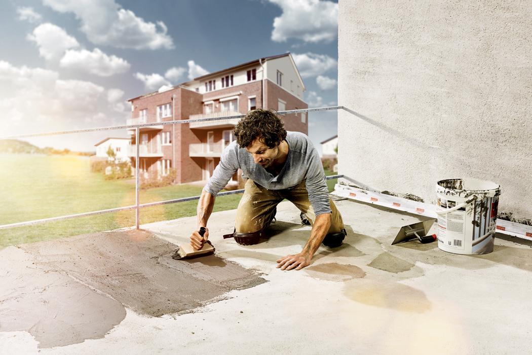 Návod, jak vydláždit balkón