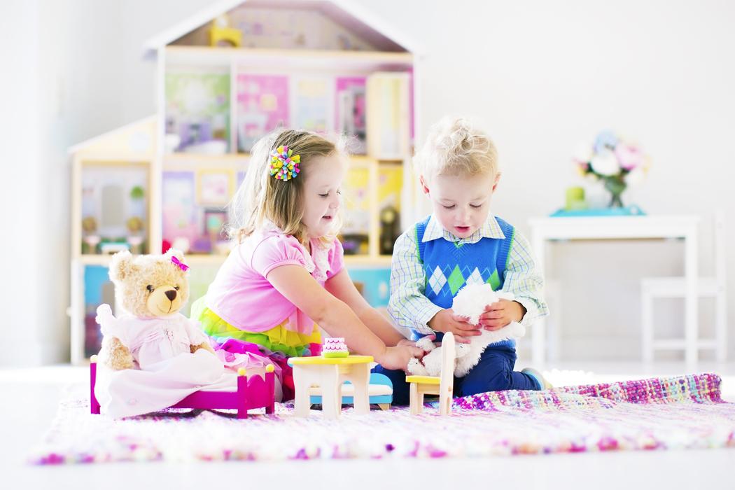 Dětský pokoj - prostor pro růst