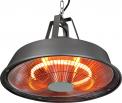 Tepelný zářič Karbon ovýkonu 1500 W všedém provedení poslouží jako jednoduchý zdroj tepla naterasách během chladnějších dní. Cena 2190Kč (HORNBACH)