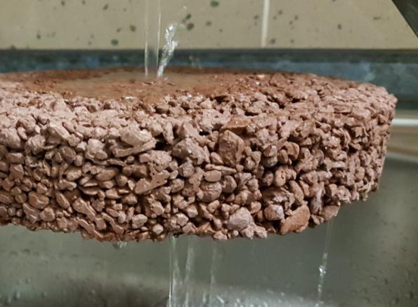 Drenážní beton ZAPA DROP (Zdroj: ZAPA beton, a.s.)