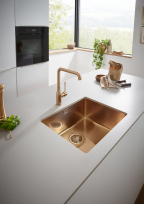 GROHE Kitchen Colors – Brushed Warm Sunset (Zdroj: GROHE)