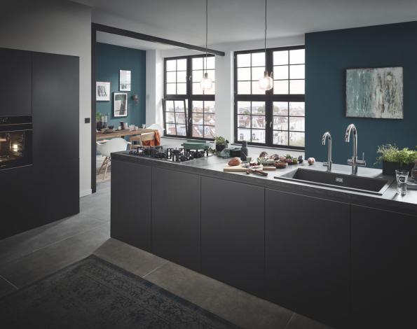 Grohe kitchen sinks (Zdroj: GROHE)