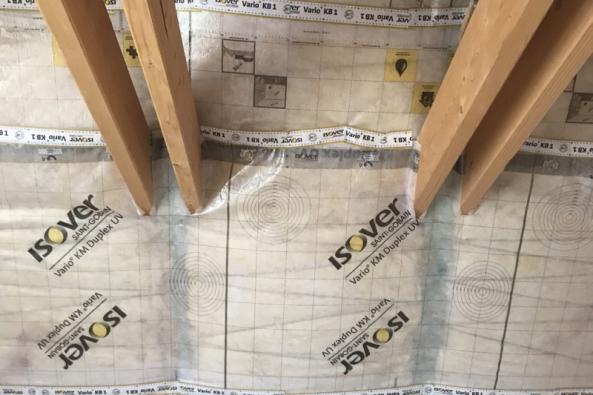 U hotové stavby nejsou Izolace vidět, ale jsou rozhodující pro její kvalitu a životnost. (Zdroj: Wienerberger)