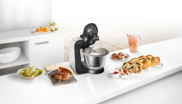 Multifunkční kuchyňský robot Bosch CreationLine MUM58M59 (Zdroj: Bosch)