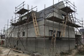 Výplně otvorů jsou náročnou a zmnoha hledisek velmi důležitou stavební disciplínou. (Zdroj: Wienerberger)