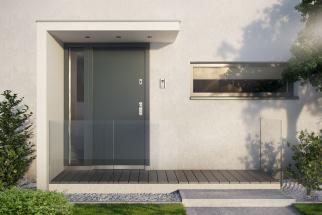 Masivní vstupní dveře Next SD 102 (Zdroj: Next)