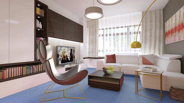 I přes široký výběr podlahových krytin jsou koberce stále nejoblíbenější volbou. Jsou příjemné na dotyk, skvěle izolují, tlumí hluk a zútulní každou místnost. Navíc vhodným výběrem barvy, vzoru a textury rázem změníte celý prostor. (Zdroj: V-PODLAHY, s.r.o.)