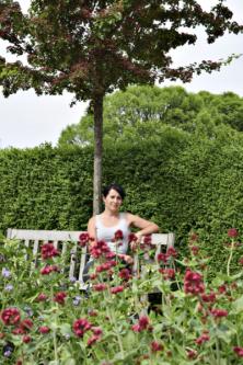 Zahradní architektka Ing. Lucie Paukertová