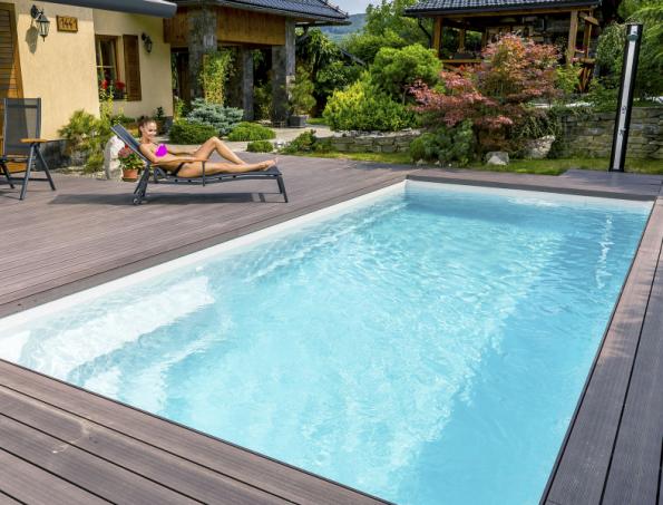 Myslet na koupání se vyplatí již při stavbě domu. Prvním krokem je najít pro bazén to nejvhodnější místo – ušetříte si čas, starosti a hlavně finance (MOUNTFIELD)
