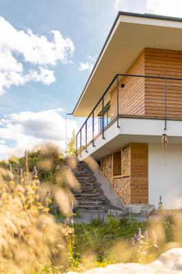Zděný dům z Ytongu nabízí vynikající tepelněizolační vlastnosti (Zdroj: XELLA CZ)