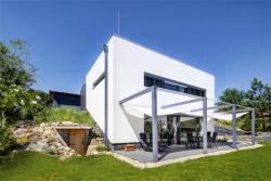 D14 - Pasivní dům ve svahu
