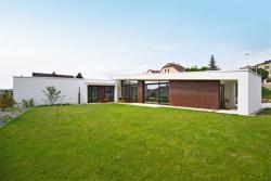 D03 - Dům inspirovaný tvarem pozemku