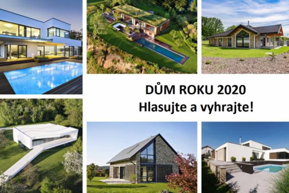 DŮM ROKU 2020