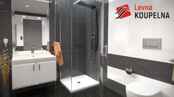 Nejpoužívanějšími sprchovými kouty jsou ty, které jsou vybavené sprchovou vaničkou. Ta má totiž hned několik výhod. Nejenže díky ní opticky oddělíte sprchový kout od zbytku koupelny, ale také zabráníte vytékání vody do koupelny. (Zdroj: Levna-koupelna.cz)