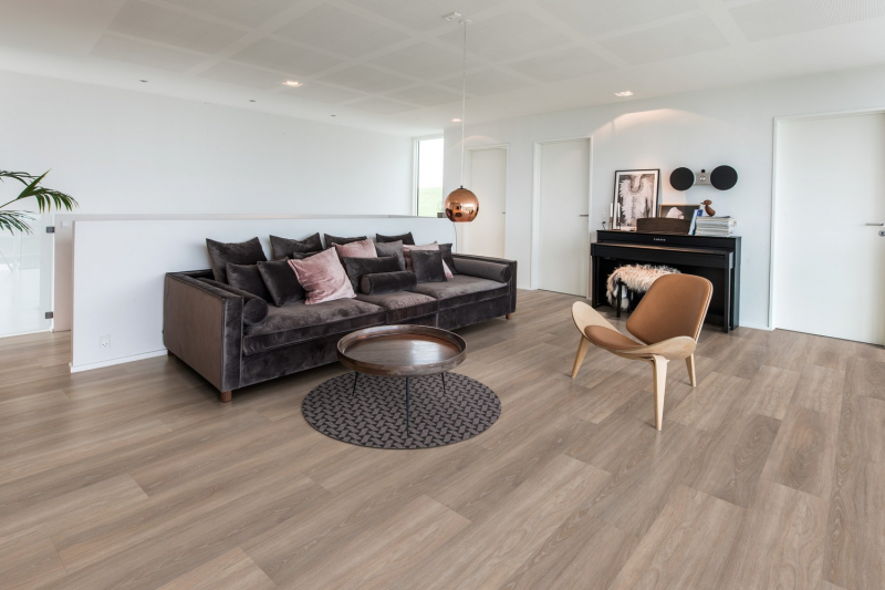 "Elastické podlahy Kährs ctí krédo ""dýchat doma zdravý vzduch"""
