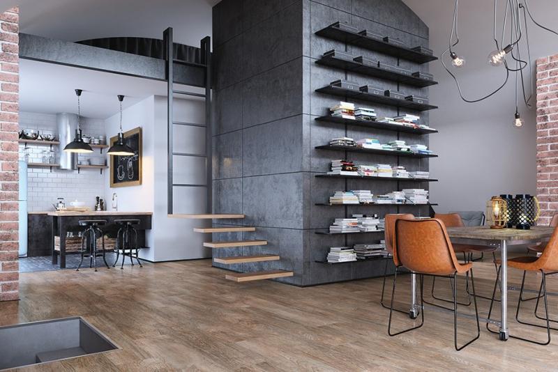 Ceny plovoucích podlah se odvíjí od typu podlahy