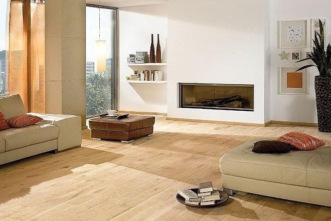 Robustní dřevěné podlahy Boen DesignWood - dostupný luxus i pro váš domov
