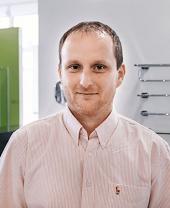 Aleš Brožík, produktový manager výrobce koupelnového vybavení RAVAK