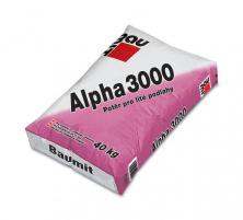 Baumit Alpha 3000 (Zdroj: Baumit)