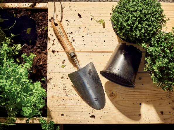Zahradničení na jaře (Zdroj: Hornbach)