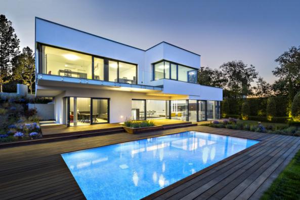 Nejvyšší počet čtenářských hlasů a titul Dům roku 2020 získal dům se soutěžním kódem D11, který navrhli architekti Martin Kareš a Robert Rais