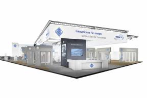 Společnost VEKA, přední výrobce plastových okenních a dveřních profilů nejvyšší třídy A, se chystá 18.–21. března 2020 vystavovat na prestižním veletrhu FENSTERBAU FRONTALE 2020 vněmeckém Norimberku. Na stánku o rozloze 1 100 m2 představí řadu inovací i produktových novinek. Mezi ty hlavní patří unikátní systémové řešení VEKA AluConnect, u kterého se vývojářům společnosti VEKA podařilo hospodárně sloučit výhody hliníku a plastu nejen při výrobě, ale i ve funkcionalitě systému. (Zdroj: VEKA)