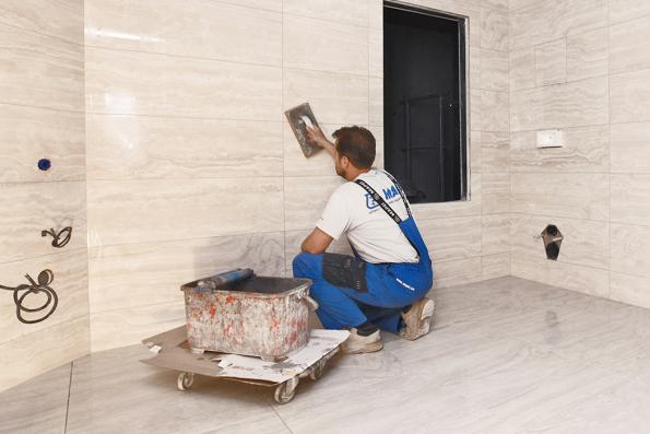 Sehnat kvalitního řemeslníka není jednoduché, ale vyplatí se hledat. (Zdroj: Mapei)