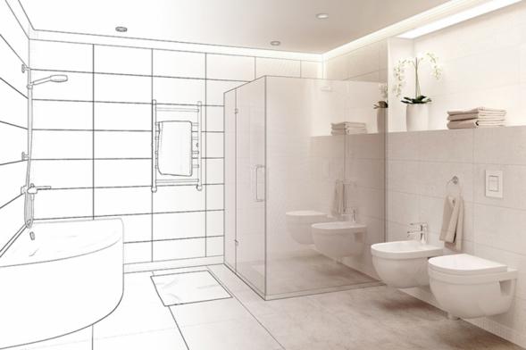 Splňte si sen o krásné koupelně. (Zdroj: Mapei)